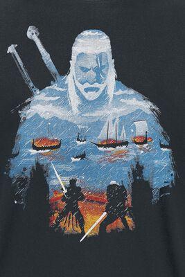 Geralt And Eredin