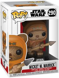 Wicket W. Warrick Vinyl Figure 290 (figuuri)