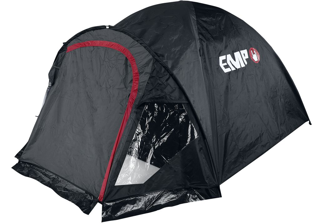 Kolmen hengen igloo-teltta