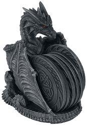 Dragon's Lair Coaster Set
