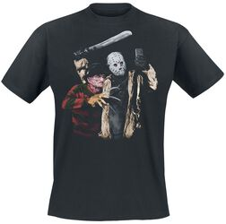 Freddy vs. Jason Selfie!