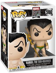 80th - Namor, the Sub-Mariner Vinyl Figure 500 (figuuri)
