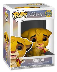 Simba Vinyl Figure 496 (figuuri)