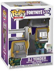 DJ Yonder Vinyl Figure 512 (figuuri)