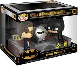 80th - Batman and Commissioner Gordon (Movie Moments) Vinyl Figure 291 (figuuri)