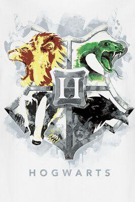 Hogwarts Painted Crest