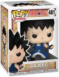Gajeel Vinyl Figure 481 (figuuri)