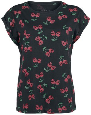 Naisten leveähihainen T-paita