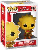 Lisa Simpson Vinyl Figure 497 (figuuri)