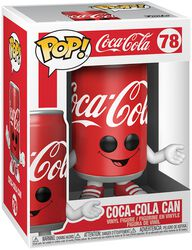 Cola Can Vinyl Figure 78 (figuuri)