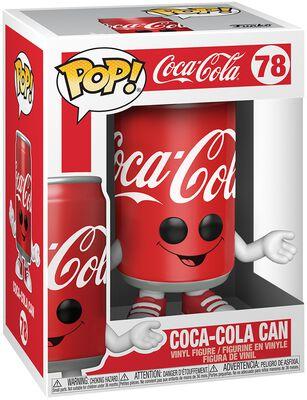 Cola Can Vinyl Figure 78 (figuuri)
