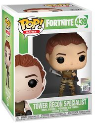 Tower Recon Specialist VInyl Figure 439 (figuuri)