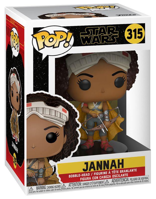 Episode 9 - The Rise of Skywalker - Jannah Vinyl Figure 315 (figuuri)