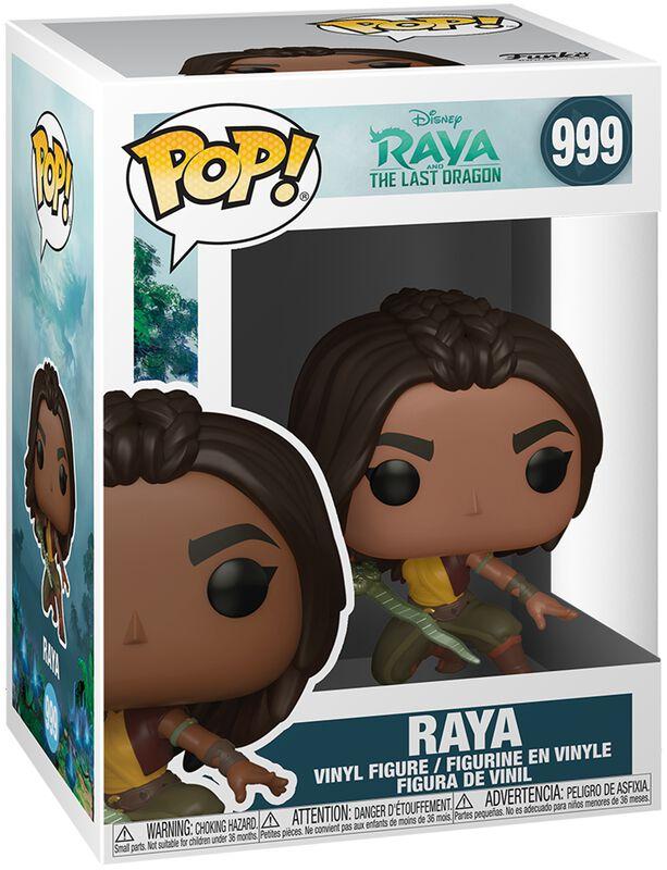 Raya Vinyl Figure 999 (figuuri)