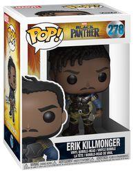 Erik Killmonger (Chase-mahdollisuus)  Vinyl Figure 278 (figuuri)