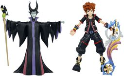 3 - Maleficent & Sora