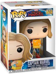 Captain Marvel Vinyl Figure 444 (figuuri)
