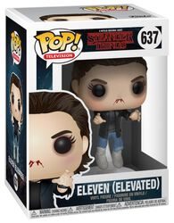 Eleven (Elevated) Vinyl Figure 637 (figuuri)