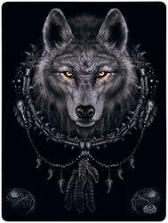 Wolf Dreams - fleecehuopa