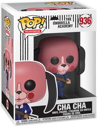 Cha Cha Vinyl Figure 936 (figuuri)