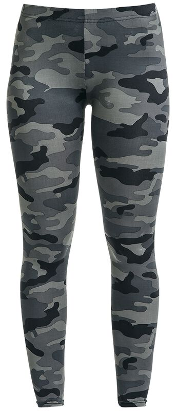 Ladies Camo Leggings leggingsit