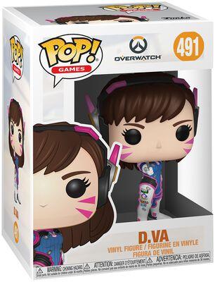 D.Va Vinyl Figure 491 (figuuri)
