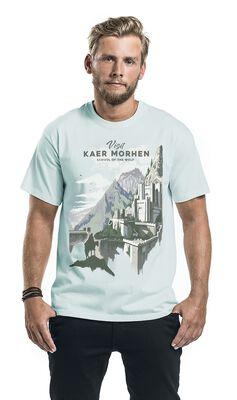 Visit Kaer Morhen