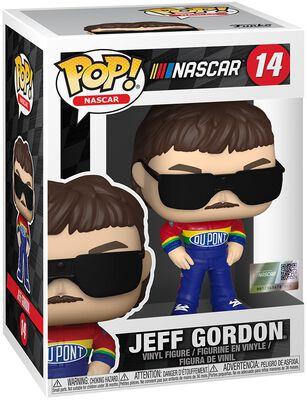 Jeff Gordon Vinyl Figure 14 (figuuri)