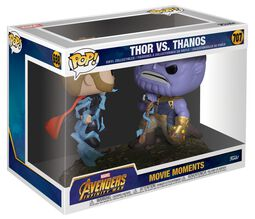 Thor vs.Thanos (Movie Moments) Vinyl Figure 707 (figuuri)