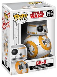 Episode 8 - The Last Jedi - BB-8 Vinyl Bobblehead 196 (figuuri)