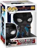 Far from Home - Spider-Man (Stealth Suit) Vinyl Figure 469 (figuuri)