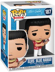 Elvis Presley Rocks - Blue Hawaii Vinyl Figur 187