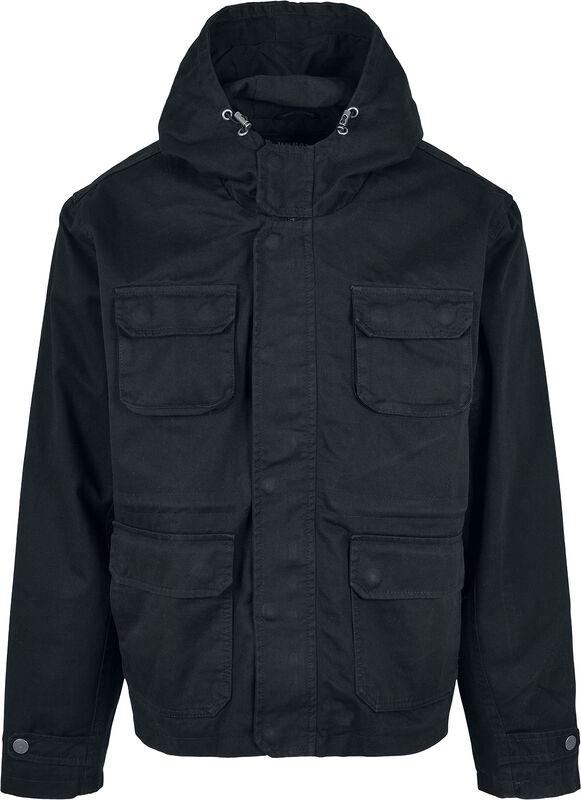 Cotton Field Jacket kenttätakki
