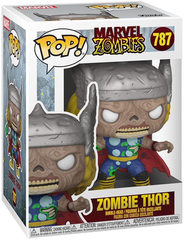Zombies - Zombie Thor Vinyl Figure 787 (figuuri)