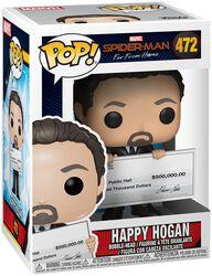 Far From Home - Happy Hogan Vinyl Figure 472 (figuuri)