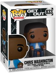 Chris Washington Vinyl Figure 833 (figuuri)