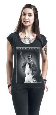 Freddie - Stage Photo