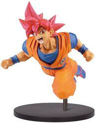 Super - Super Saiyajin God Son Goku