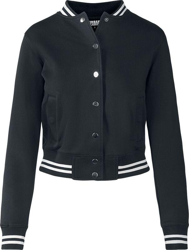 Ladies College Sweat Jacket collegetakki
