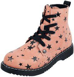 Pinkit maiharit tähtikuvioilla