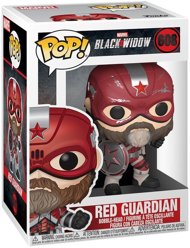 Red Guardian Vinyl Figure 608 (figuuri)