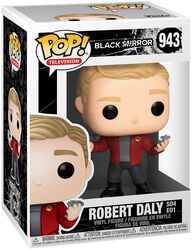 Black Mirror Robert Daly Vinyl Figure 943 (figuuri)