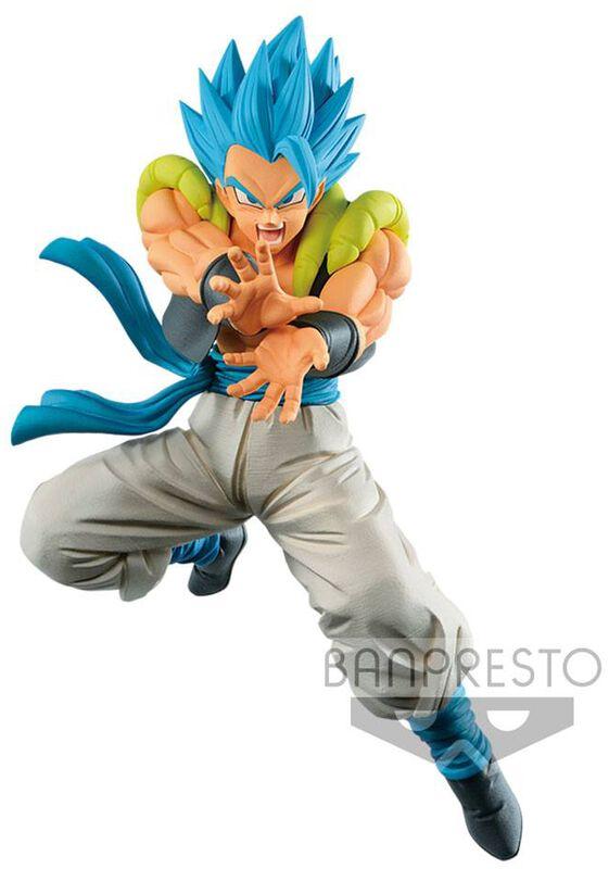 Super - Super Kamehame-Ha Figure Gogeta Ver. 1