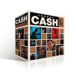 The perfect Johnny Cash collection
