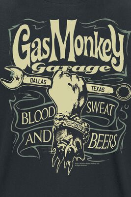 Garage Wrench Label