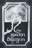 Taru Sormusten Herrasta The Green Dragon