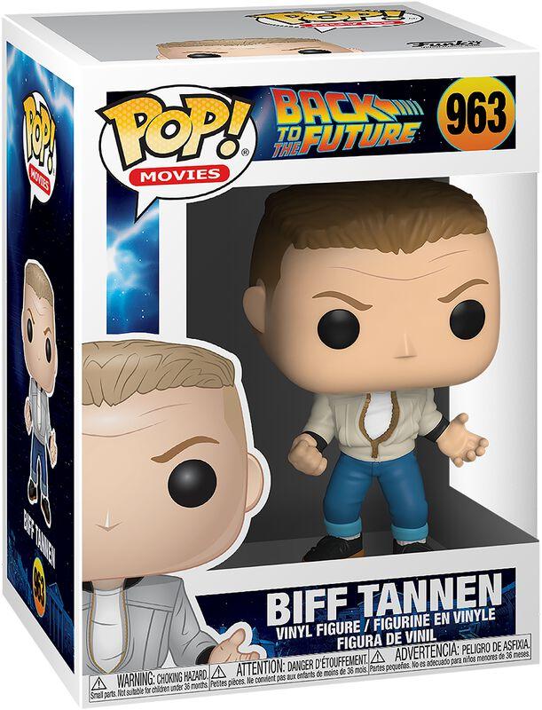 Biff Tannen Vinyl Figure 963 (figuuri)