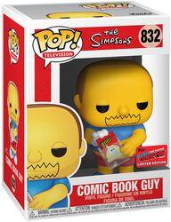 Simpsons NYCC 2020 - Comic Book Guy Vinyl Figure 832