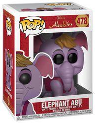 Elephant Abu Vinyl Figure 478 (figuuri)