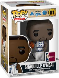 Orlando Magic - Shaquille O'Neal Vinyl Figure 81 (figuuri)
